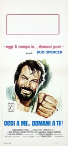 Today We Kill Tomorrow We Die - Italian Movie Poster (xs thumbnail)
