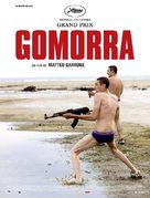 Gomorra - French Movie Poster (xs thumbnail)
