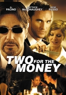 Two For The Money - DVD cover (xs thumbnail)