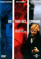 Three Days of the Condor - German DVD cover (xs thumbnail)