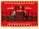 The Producers - British Re-release poster (xs thumbnail)