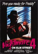 A Nightmare on Elm Street 4: The Dream Master - German Movie Poster (xs thumbnail)