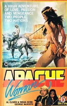 Una donna chiamata Apache - Australian VHS movie cover (xs thumbnail)