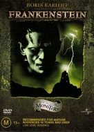 Frankenstein - Australian Movie Cover (xs thumbnail)