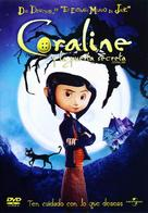 Coraline - Argentinian Movie Cover (xs thumbnail)