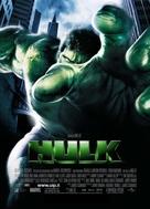 Hulk - Italian Theatrical poster (xs thumbnail)