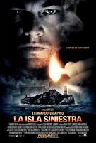 Shutter Island - Mexican Movie Poster (xs thumbnail)