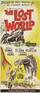 The Lost World - Australian Movie Poster (xs thumbnail)