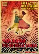 Yolanda and the Thief - Italian Movie Poster (xs thumbnail)