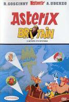 Astérix chez les Bretons - Greek DVD cover (xs thumbnail)