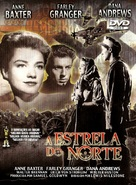 The North Star - Brazilian Movie Cover (xs thumbnail)
