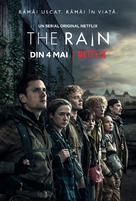 """The Rain"" - Romanian Movie Poster (xs thumbnail)"