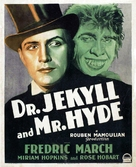 Dr. Jekyll and Mr. Hyde - Theatrical movie poster (xs thumbnail)