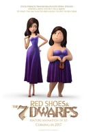 Red Shoes & the 7 Dwarfs - South Korean Movie Poster (xs thumbnail)