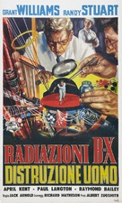 The Incredible Shrinking Man - Italian Movie Poster (xs thumbnail)