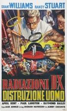 The Incredible Shrinking Man - Italian Movie Poster (xs thumbnail)