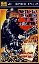 La polizia chiede aiuto - VHS cover (xs thumbnail)