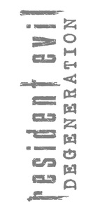 Resident Evil: Degeneration - Logo (xs thumbnail)