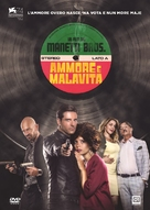 Ammore e malavita - Italian DVD cover (xs thumbnail)