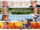 The Best Exotic Marigold Hotel - British Movie Poster (xs thumbnail)