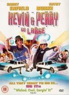 Kevin & Perry Go Large - British DVD cover (xs thumbnail)