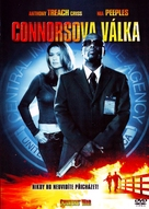 Connors' War - Czech DVD cover (xs thumbnail)