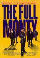 The Full Monty - Movie Poster (xs thumbnail)