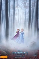 Frozen II - Australian Movie Poster (xs thumbnail)