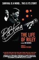 BB King: The Life of Riley - British Movie Poster (xs thumbnail)