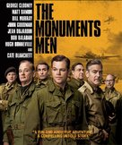 The Monuments Men - Blu-Ray movie cover (xs thumbnail)