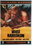 A Man Called Horse - Turkish Movie Poster (xs thumbnail)