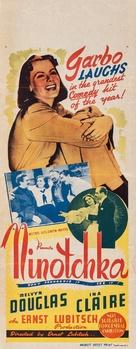 Ninotchka - Australian Movie Poster (xs thumbnail)