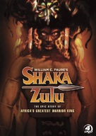 """Shaka Zulu"" - DVD movie cover (xs thumbnail)"