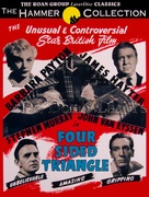 Four Sided Triangle - British Movie Poster (xs thumbnail)