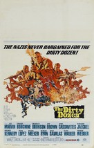 The Dirty Dozen - Movie Poster (xs thumbnail)