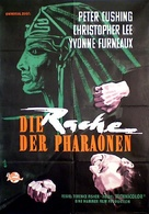 The Mummy - German Movie Poster (xs thumbnail)