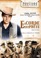 Star in the Dust - French DVD cover (xs thumbnail)