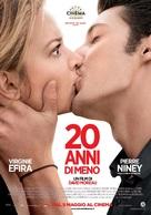 20 ans d'écart - Italian Movie Poster (xs thumbnail)