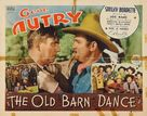 The Old Barn Dance - Movie Poster (xs thumbnail)