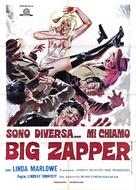 Big Zapper - Italian Movie Poster (xs thumbnail)