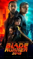 Blade Runner 2049 - Norwegian Movie Poster (xs thumbnail)