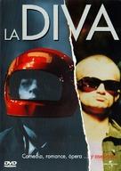 Diva - Spanish Movie Cover (xs thumbnail)