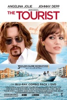The Tourist - Video release movie poster (xs thumbnail)