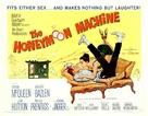 The Honeymoon Machine - Movie Poster (xs thumbnail)