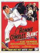 The Man in the White Suit - Belgian Movie Poster (xs thumbnail)