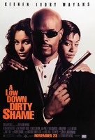 A Low Down Dirty Shame - Movie Poster (xs thumbnail)