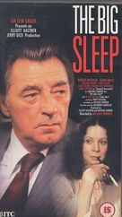 The Big Sleep - British VHS cover (xs thumbnail)