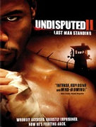 Undisputed II: Last Man Standing - DVD cover (xs thumbnail)