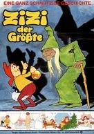 Nano e la strega, Il - German Movie Poster (xs thumbnail)