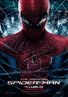 The Amazing Spider-Man - Italian Movie Poster (xs thumbnail)